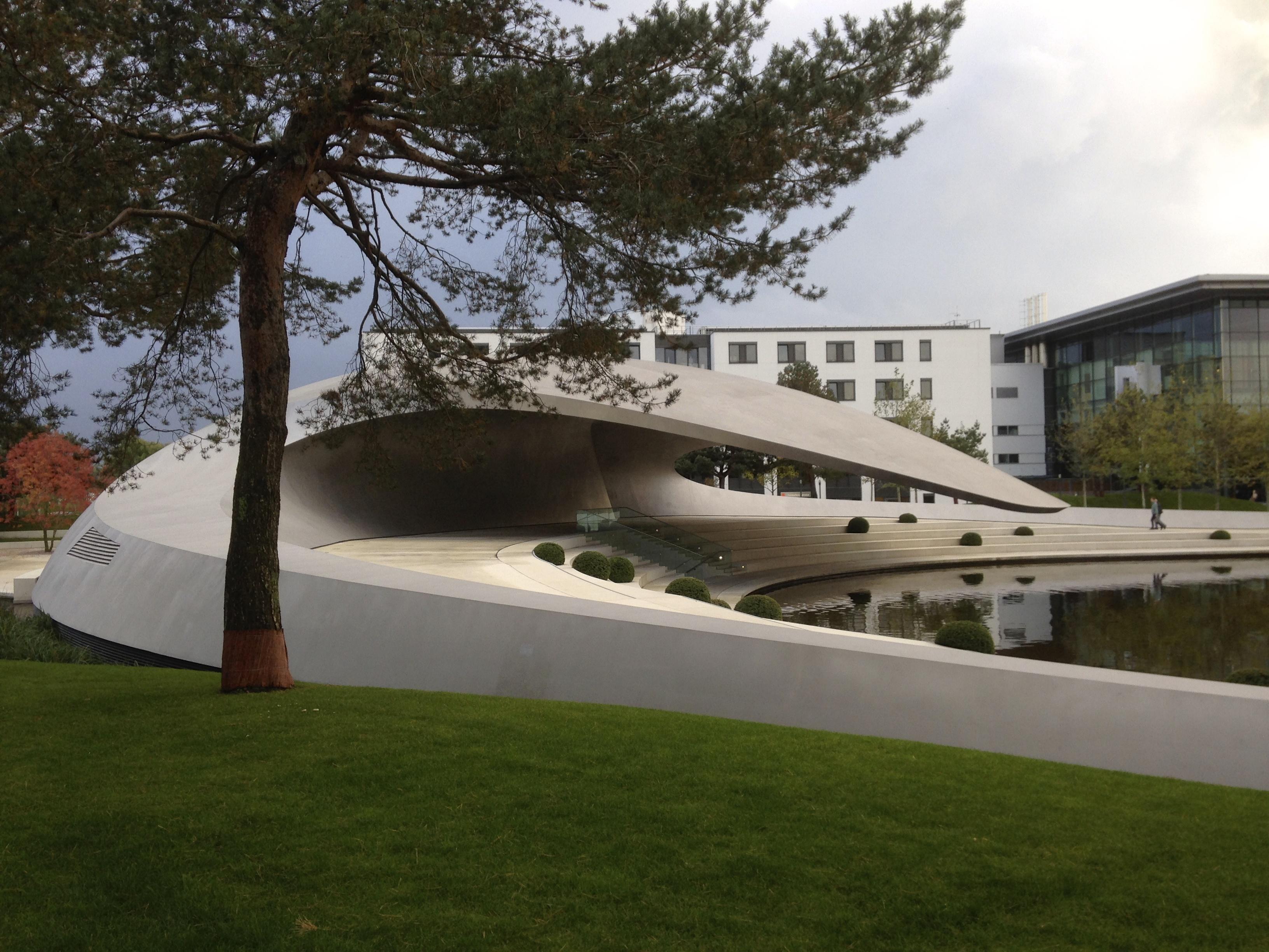 Die Autostadt in Wolfsburg