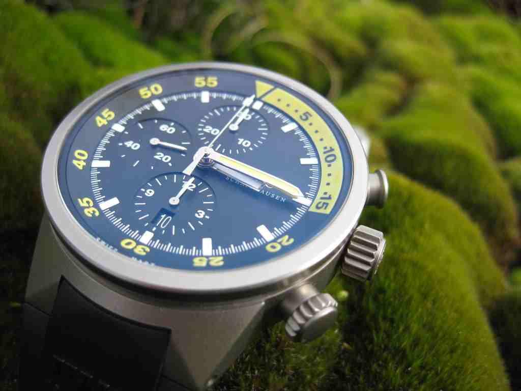 IWC GST Aquatimer Split Minute – erste Eindrücke