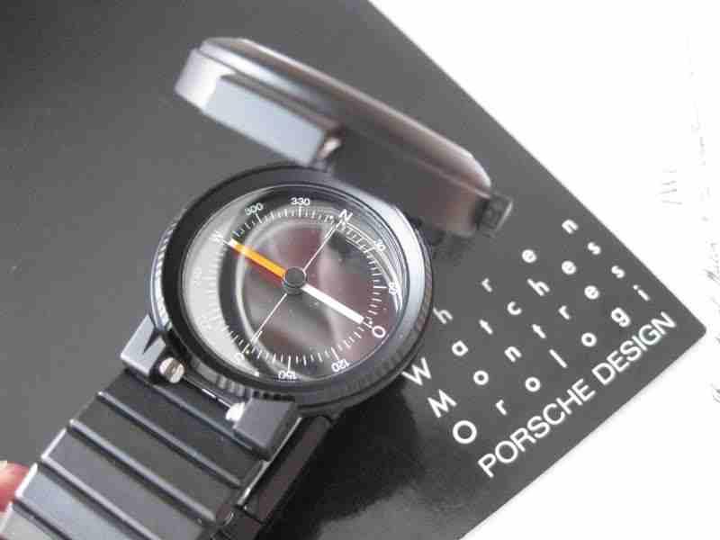 Die IWC Porsche Design Kompassuhren – ein Review