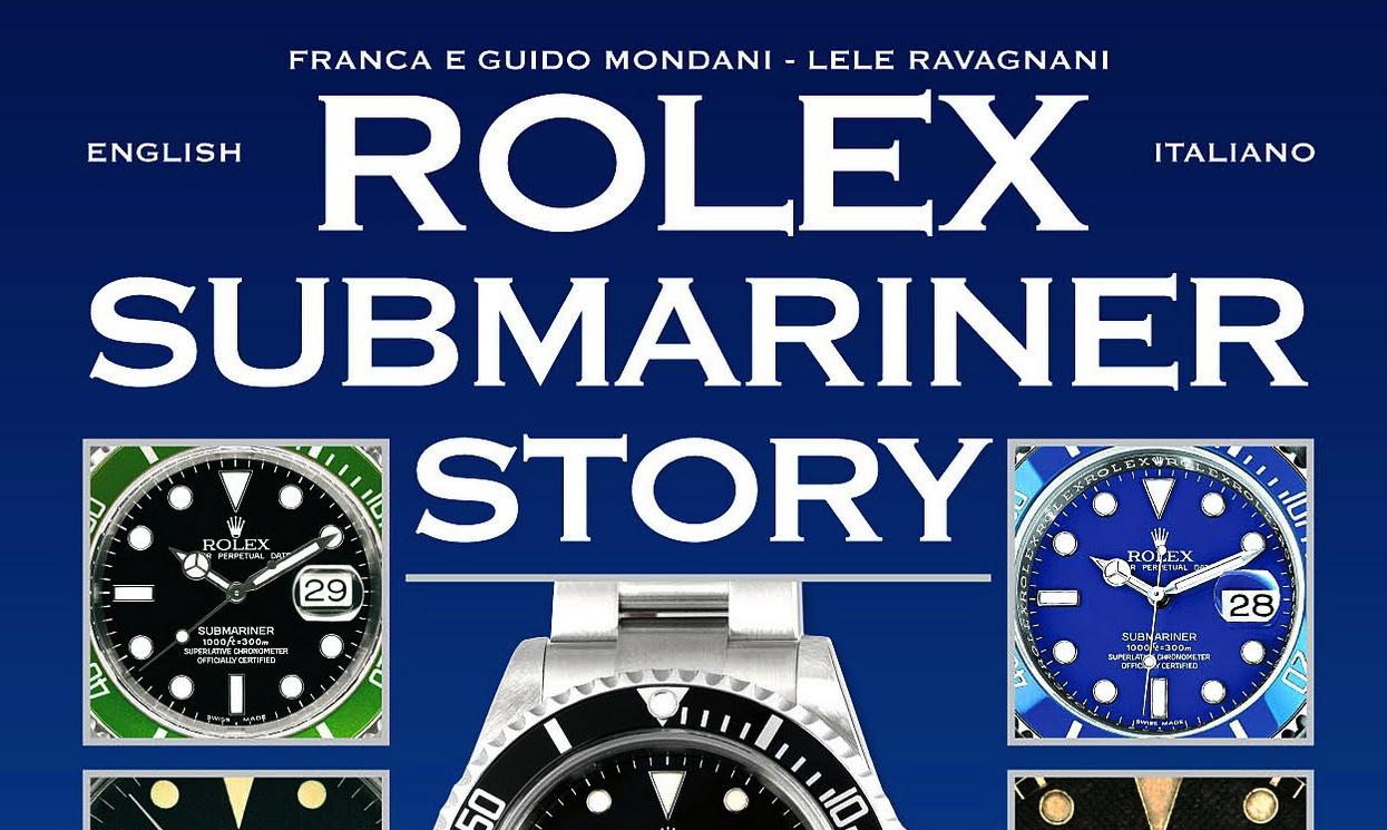 Rolex Submariner Story  von Mondani