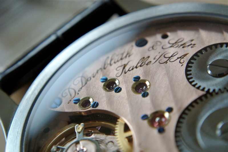 D. Dornblüth & Sohn – Feine Uhrmacherkunst aus Deutschland