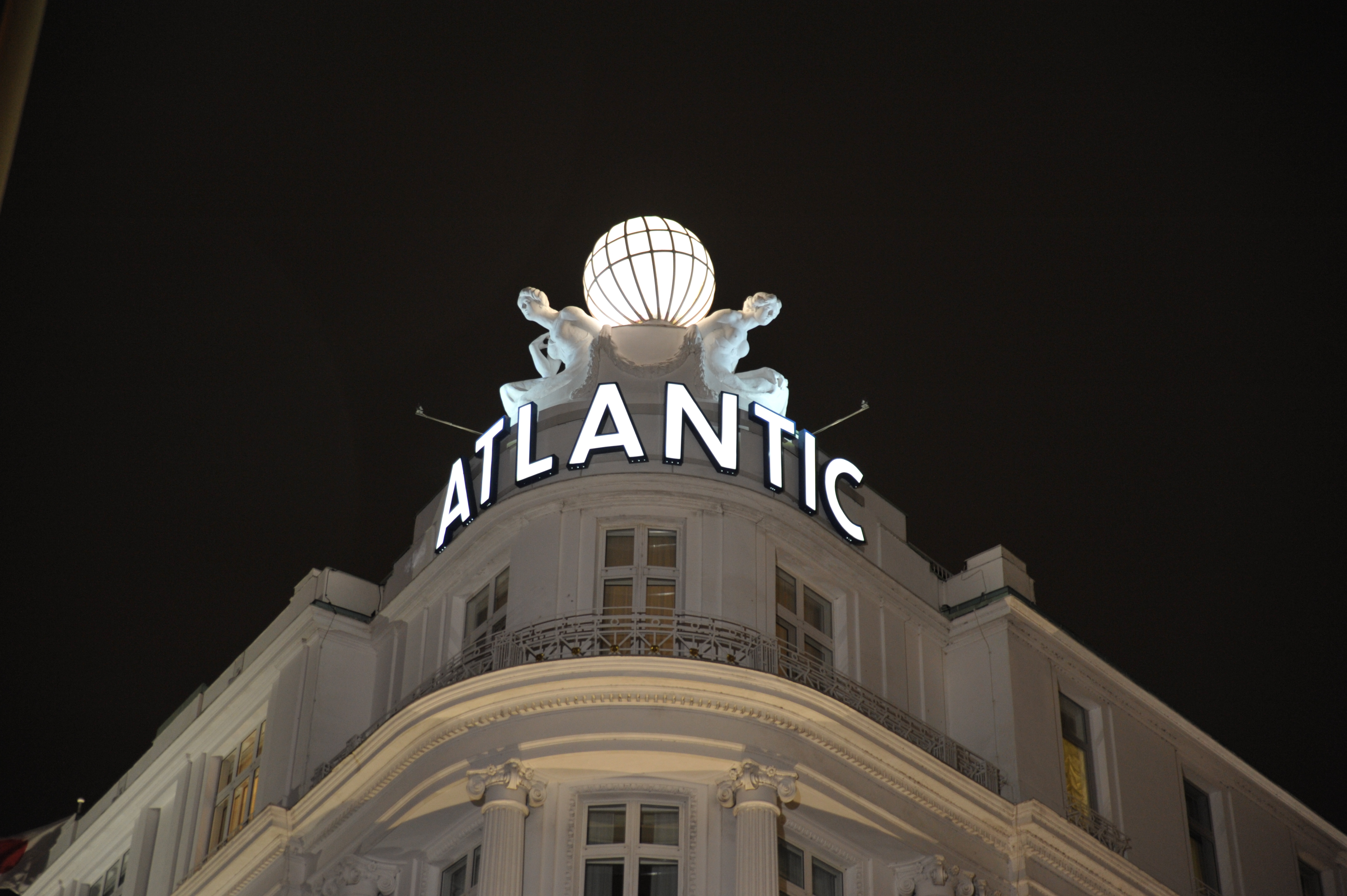 Das Hotel Atlantic in Hamburg