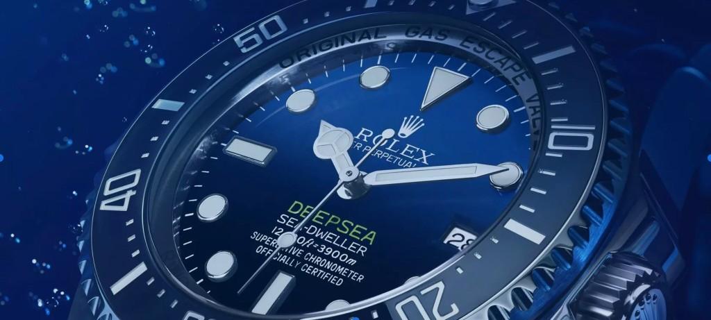 Die neue Rolex Deep Sea Deep Blue