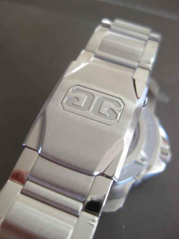 Das wahrscheinlich beste Stahlband für eine Uhr