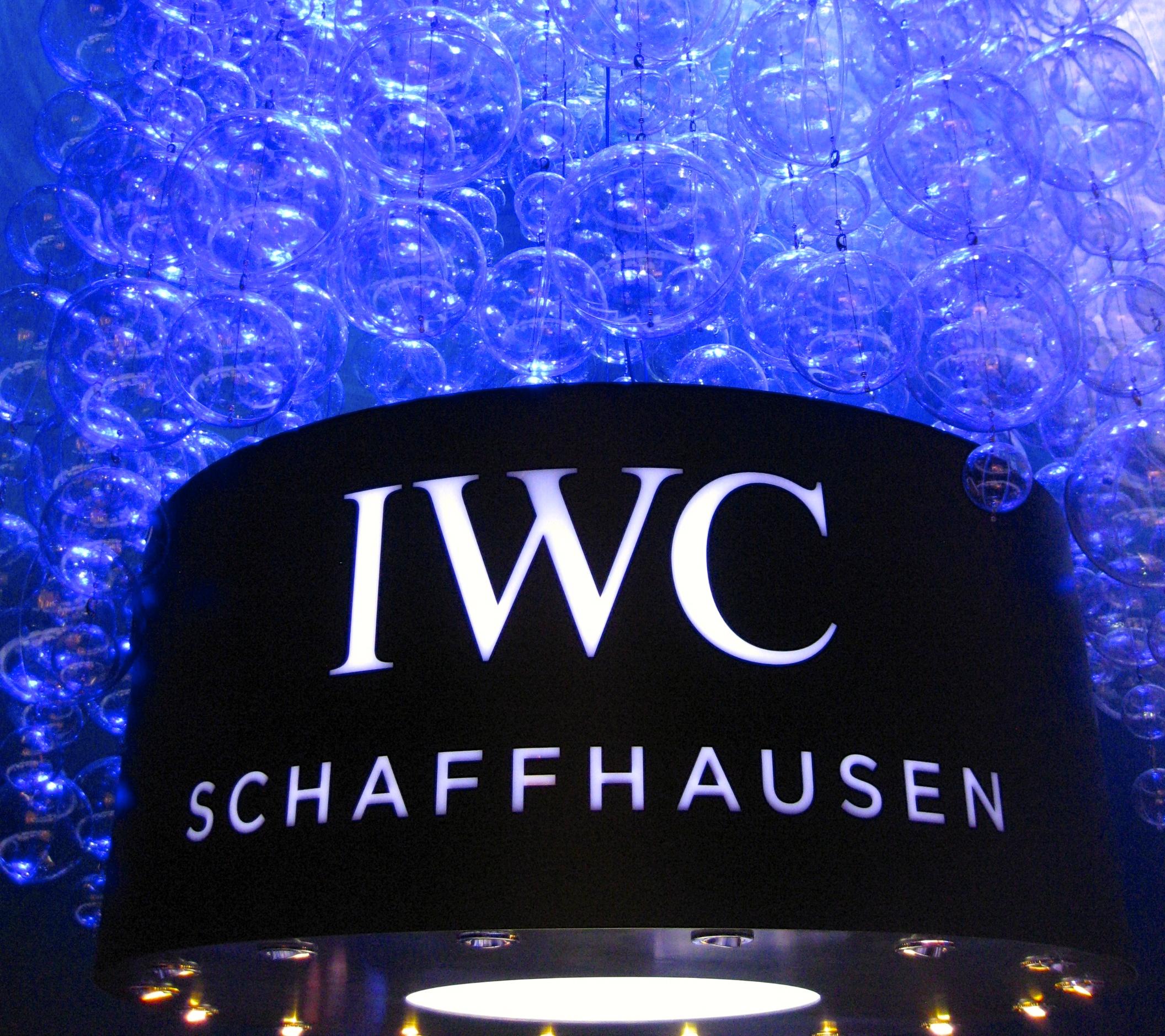 IWC auf dem SIHH 2014