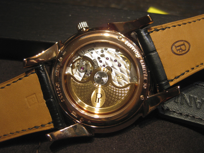 Die Uhrwerke von Parmigiani