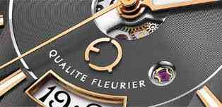 "Das Siegel ""Qualité Fleurier"""