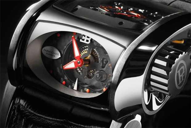Parmigiani – Die Bugatti Kollektion
