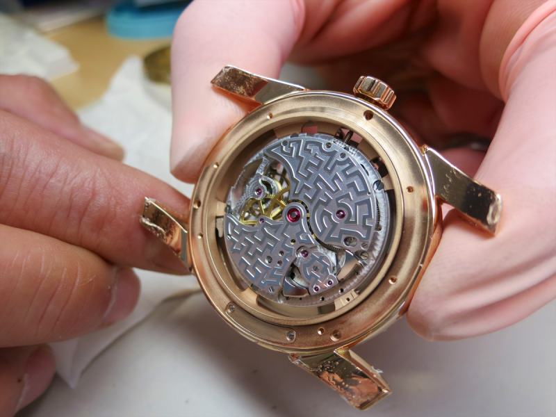 Parmigiani – Kollektion Haute Horlogerie