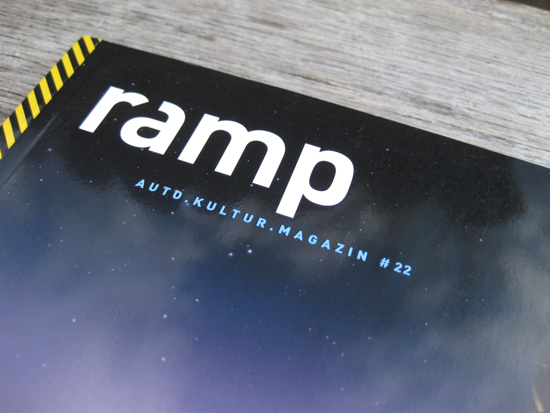 RAMP – Auto. Kultur. Magazin