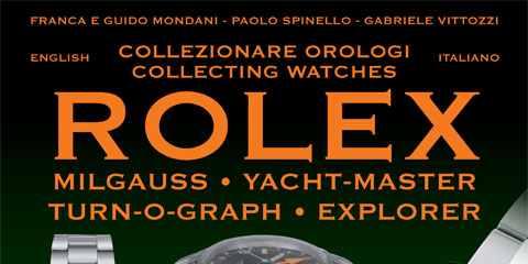 Guido Mondani – Rolex Explorer, Milgauss, Turn-O-Graph, Yacht Master