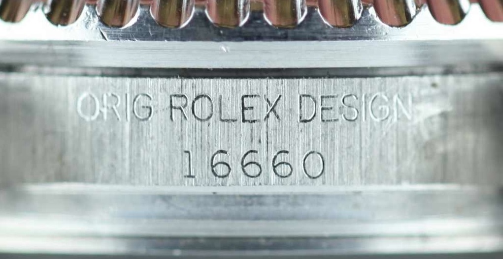 Die Rolex Sea Dweller Ref. 16660