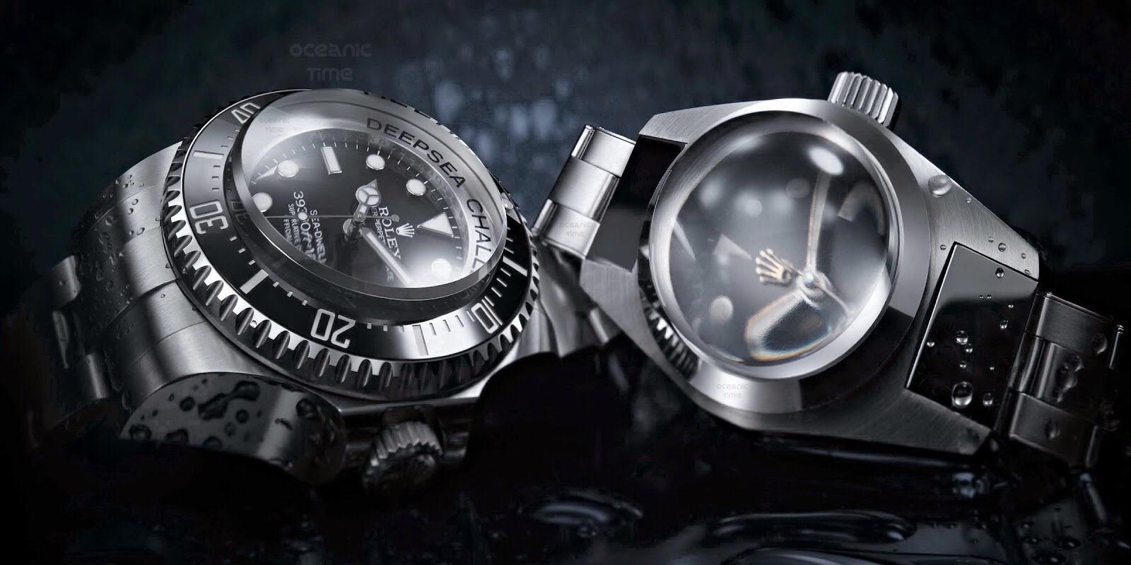 Rolex Deep Sea Special & Deepsea Challenge
