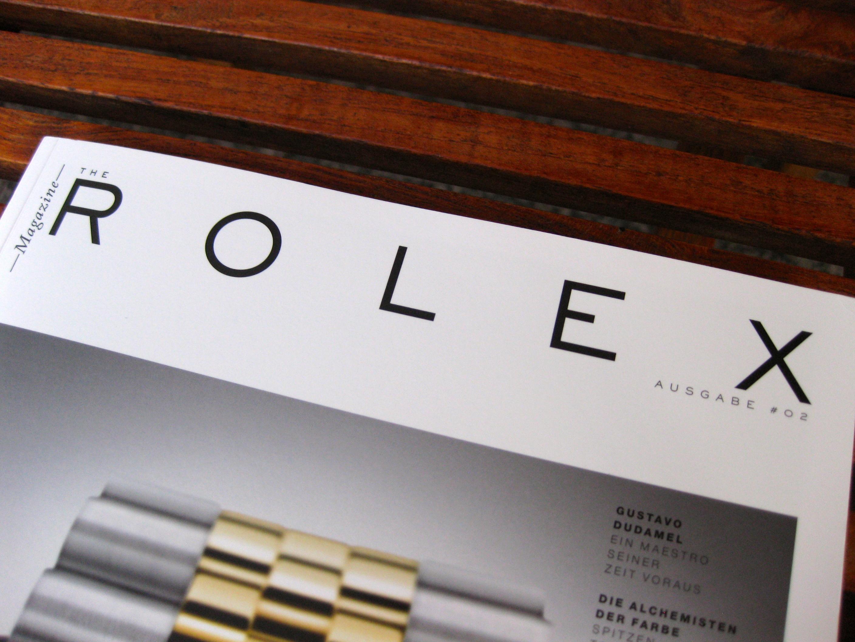 Das Rolex Magazin