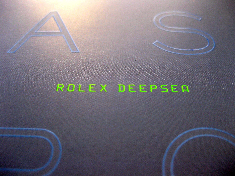 Rolex – The Last Frontier