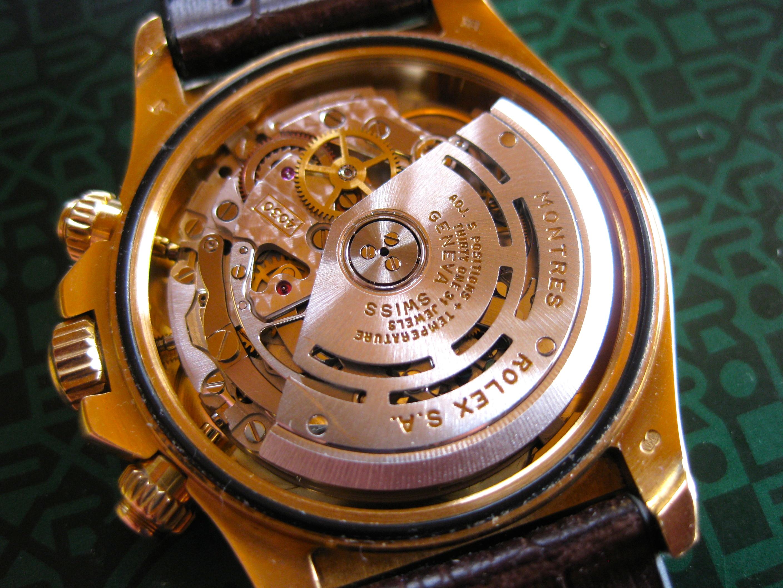 Das Rolex Kaliber 4030 – tiefere Einblicke