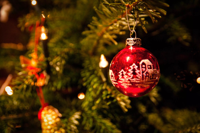 Ein frohes und besinnliches Weihnachtsfest!