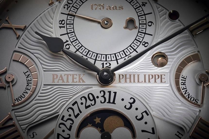 175 Jahre Patek Philippe