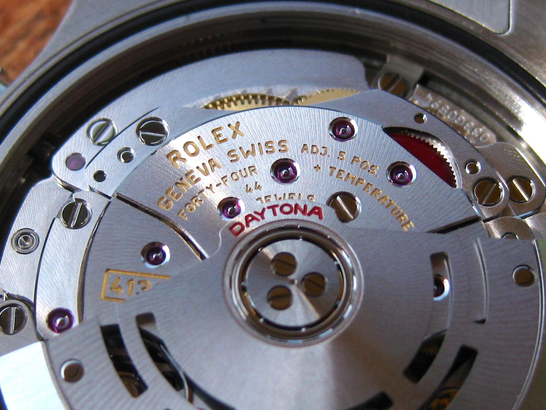 Rolex Daytona – Tuning