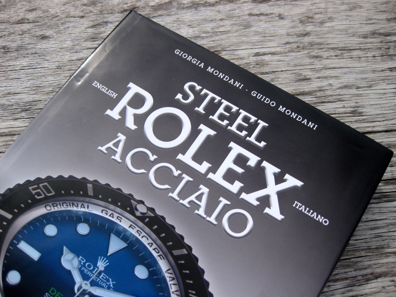 Mondani –  Steel Rolex Acciaio