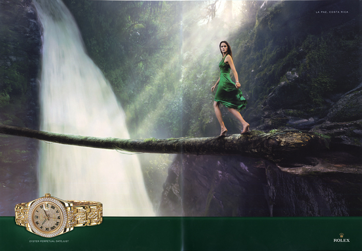 Rolex Advertising – Teil 3