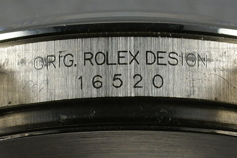 Die verschiedenen Gesichter der Rolex Daytona Ref. 16520