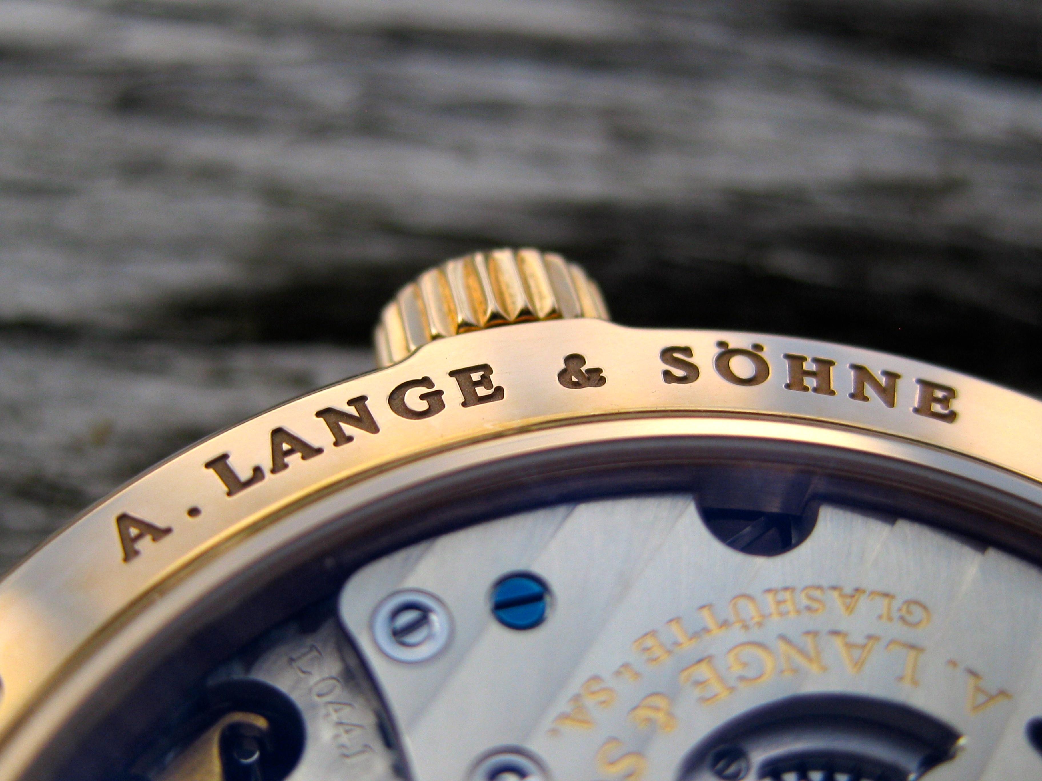 """A. Lange & Söhne – Richard Lange """"Pour Le Mérite"""""""
