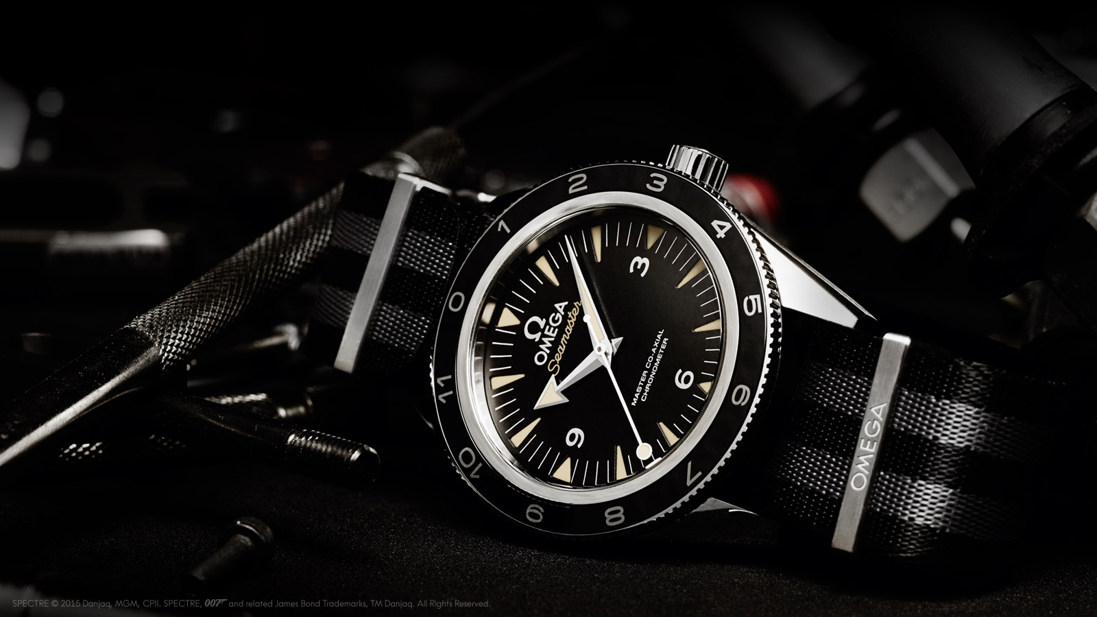 "Omega – Seamaster 300 ""SPECTRE"" Limited Edition"