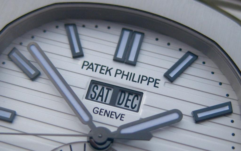 Patek Philippe – der Nautilus Jahreskalender