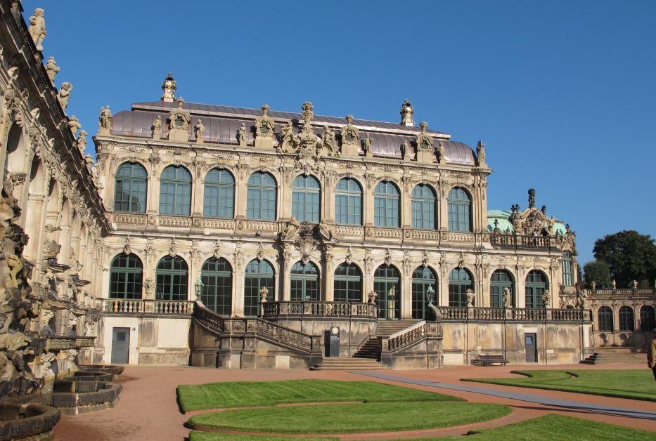 Der Mathematisch-Physikalische Salon zu Dresden