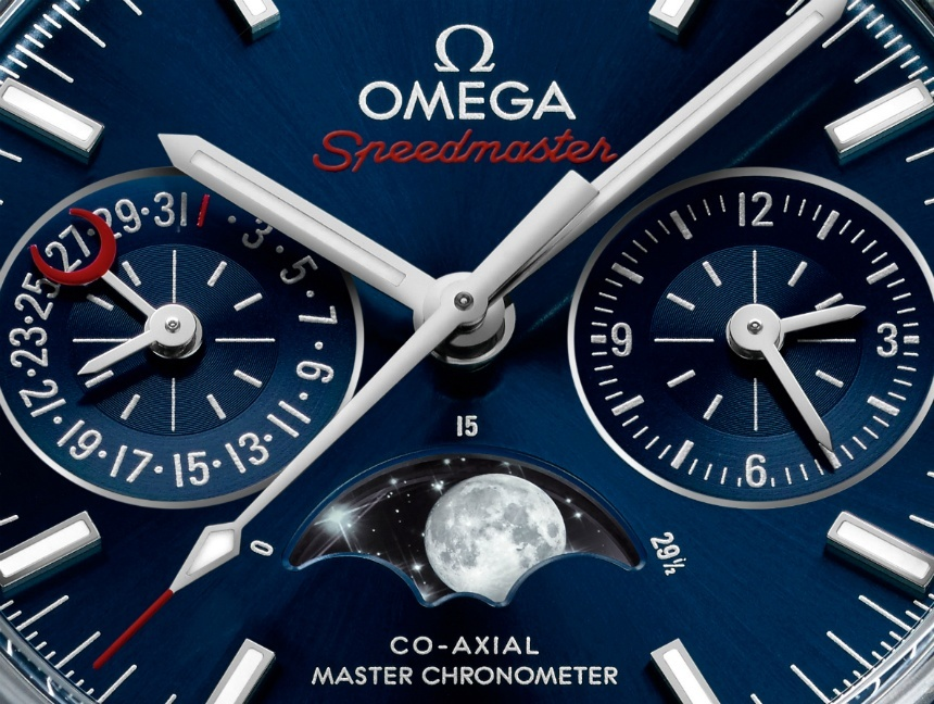 Omega Speedmaster Moonphase 2016