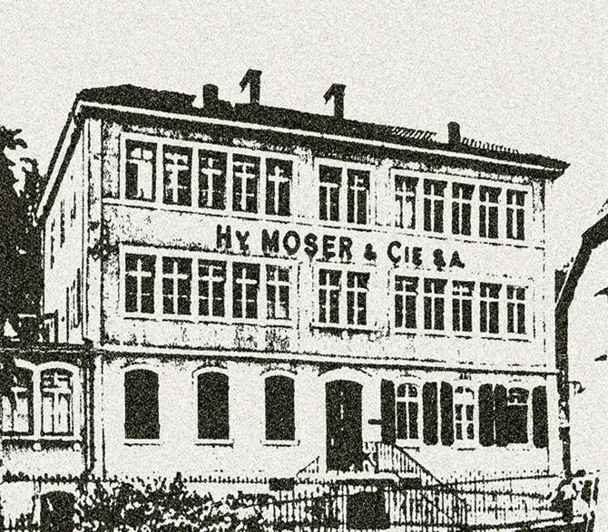 H. Moser & Cie. – die Herkunft