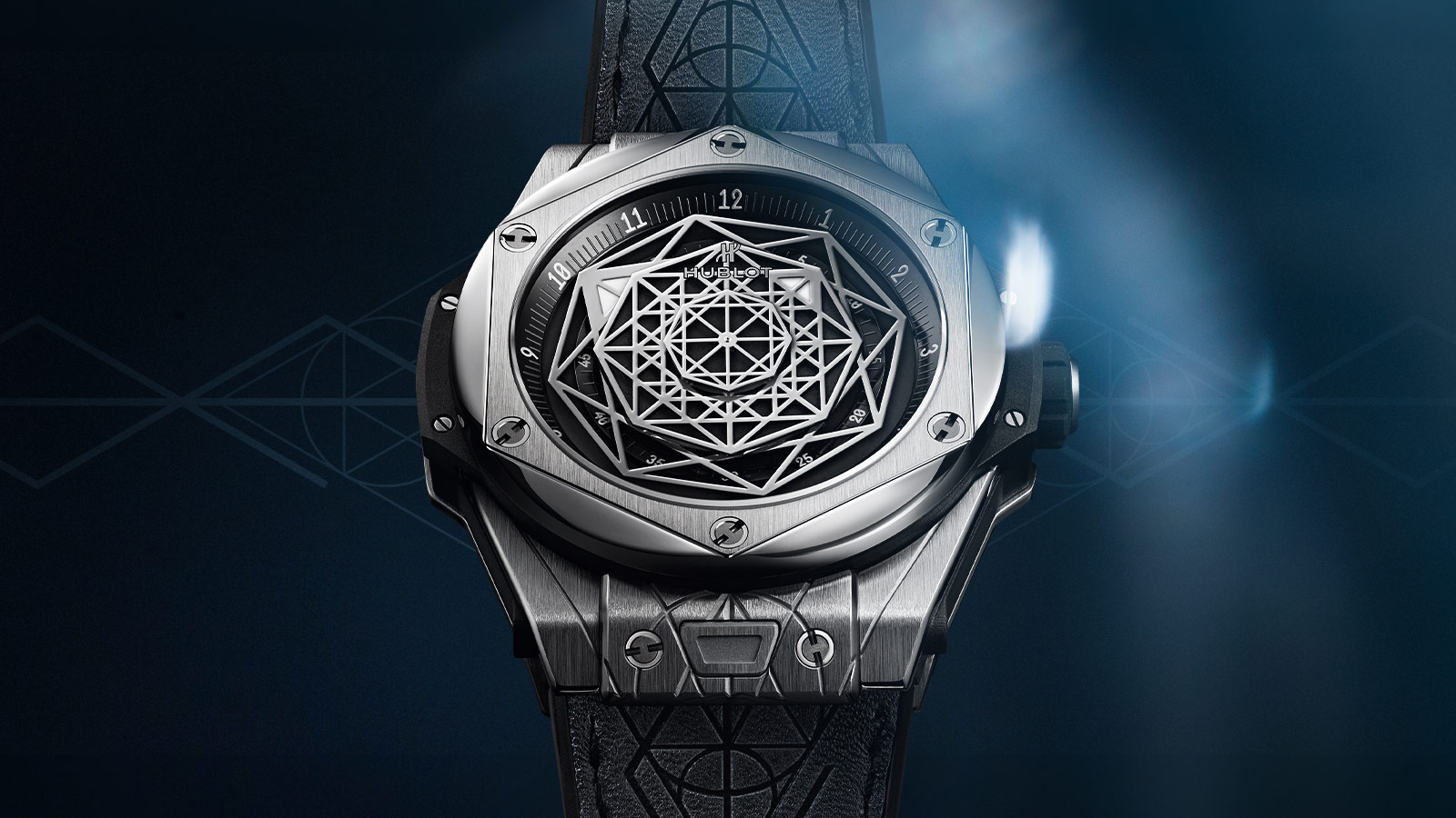 Hublot – Big Bang Sang Bleu