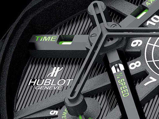 Hublot – Key Of Time
