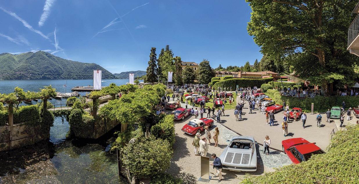 Der Concorso d'Eleganza Villa d'Este 2016