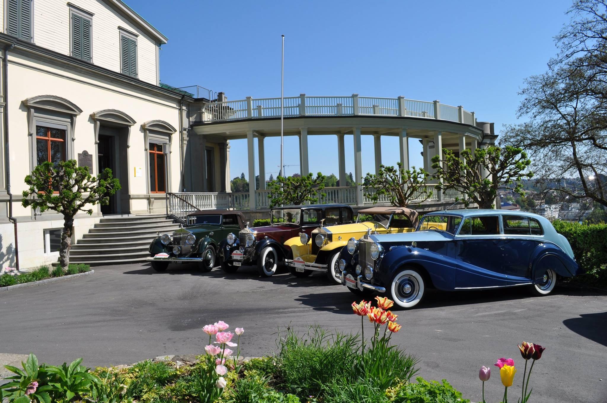 H. Moser & Cie. meets Rolls Royce