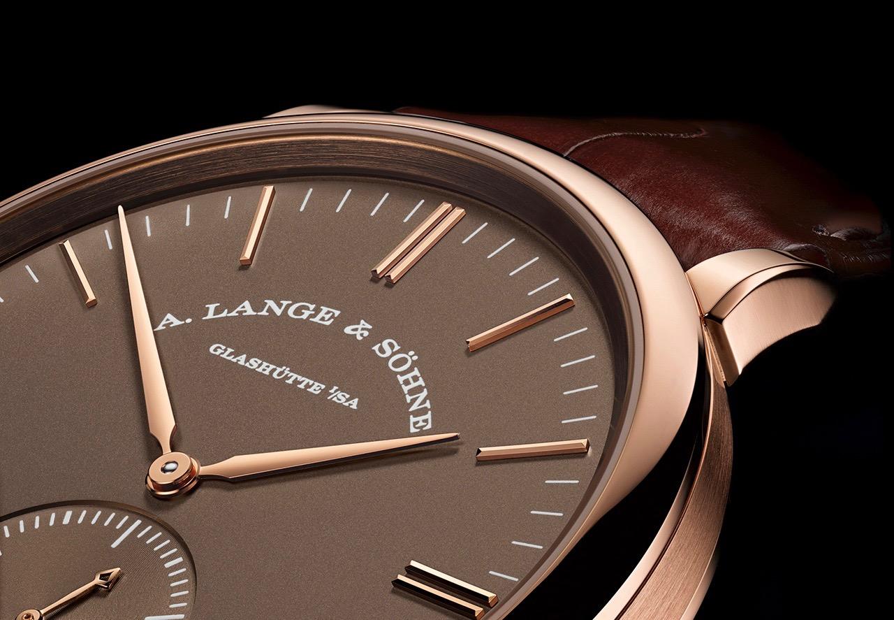 A. Lange & Söhne – Ton in Ton