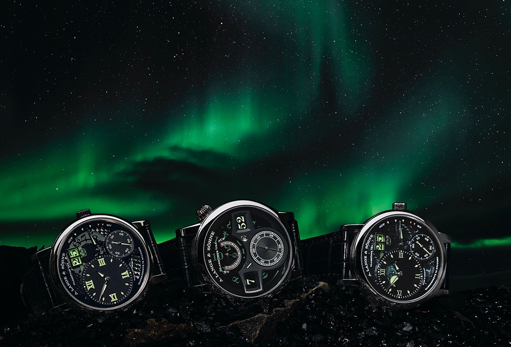 A. Lange & Söhne – Northern Lights