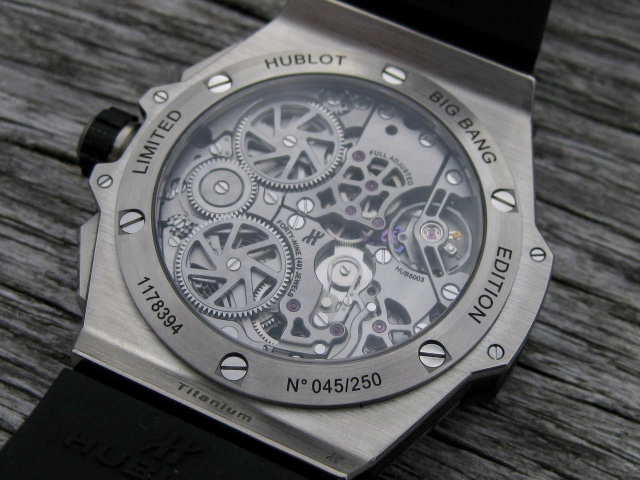 Hublot Big Bang Alarm Repeater – into the details