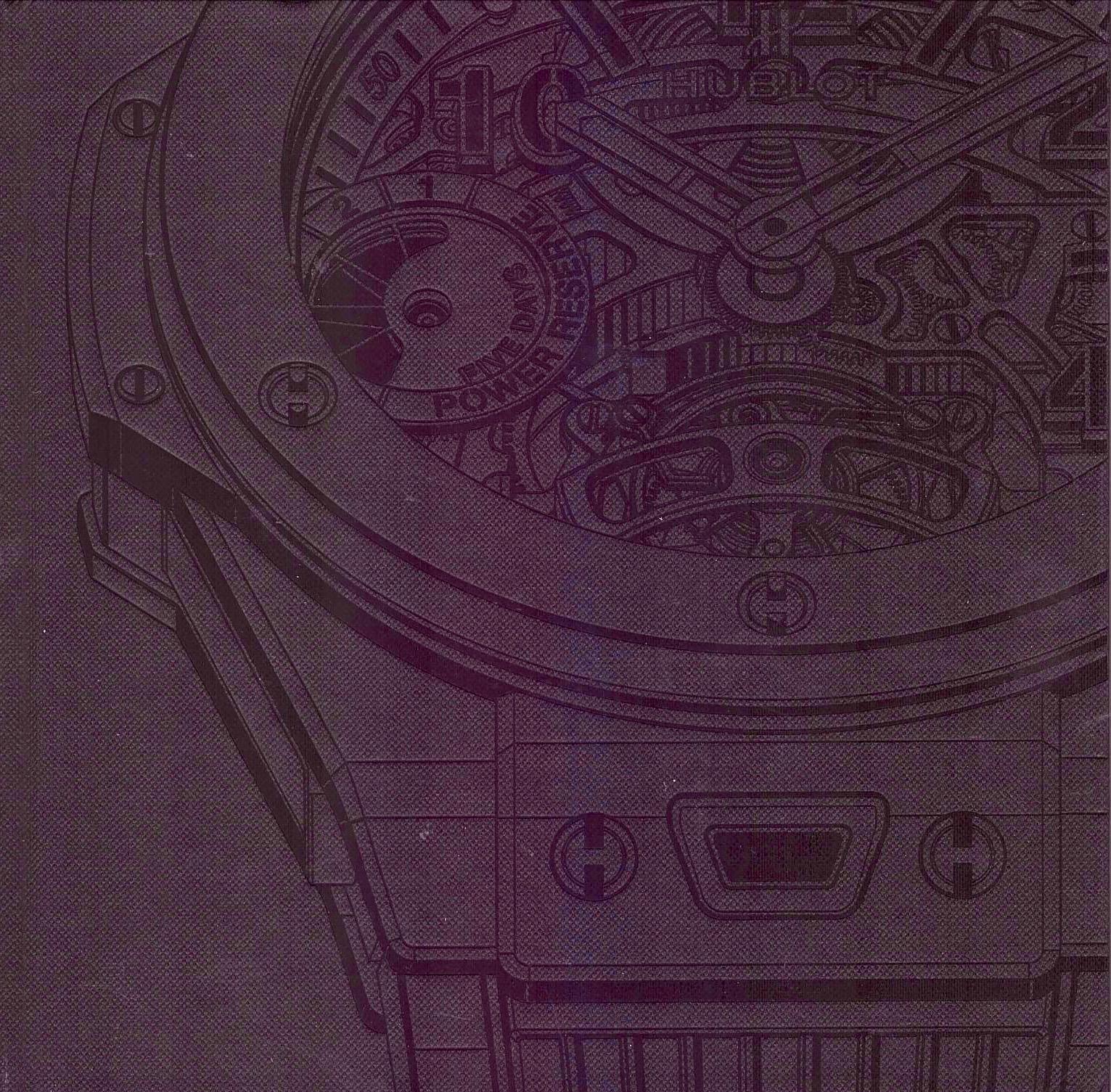 Der Hublot Katalog 2015