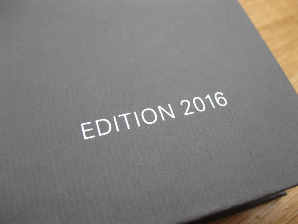 A. Lange & Söhne – Edition 2016