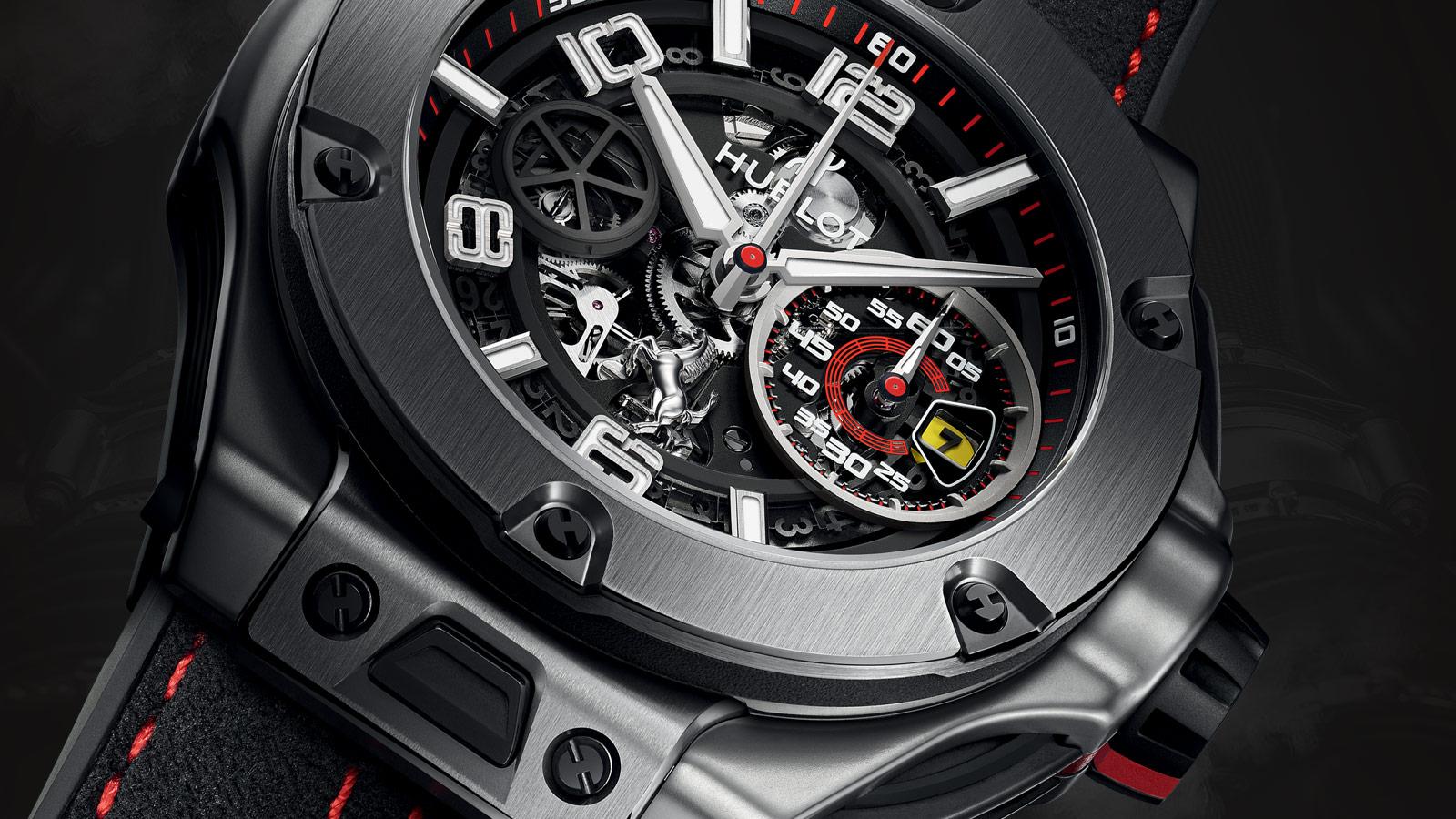 Hublot – die neuen Ferrari Editionen