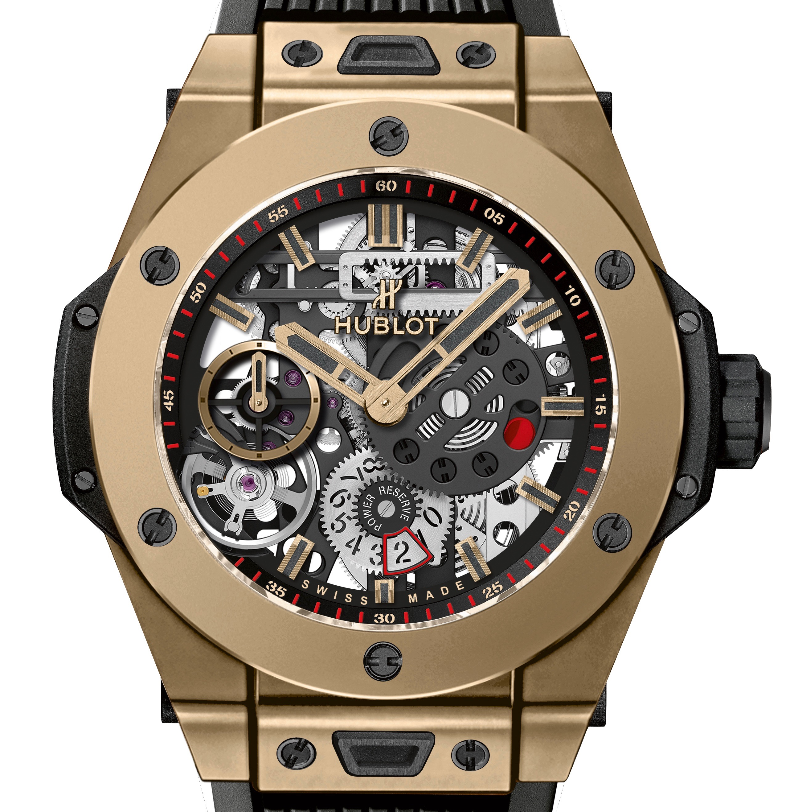 Hublot News 2017 –  Meca 10 Magic Gold