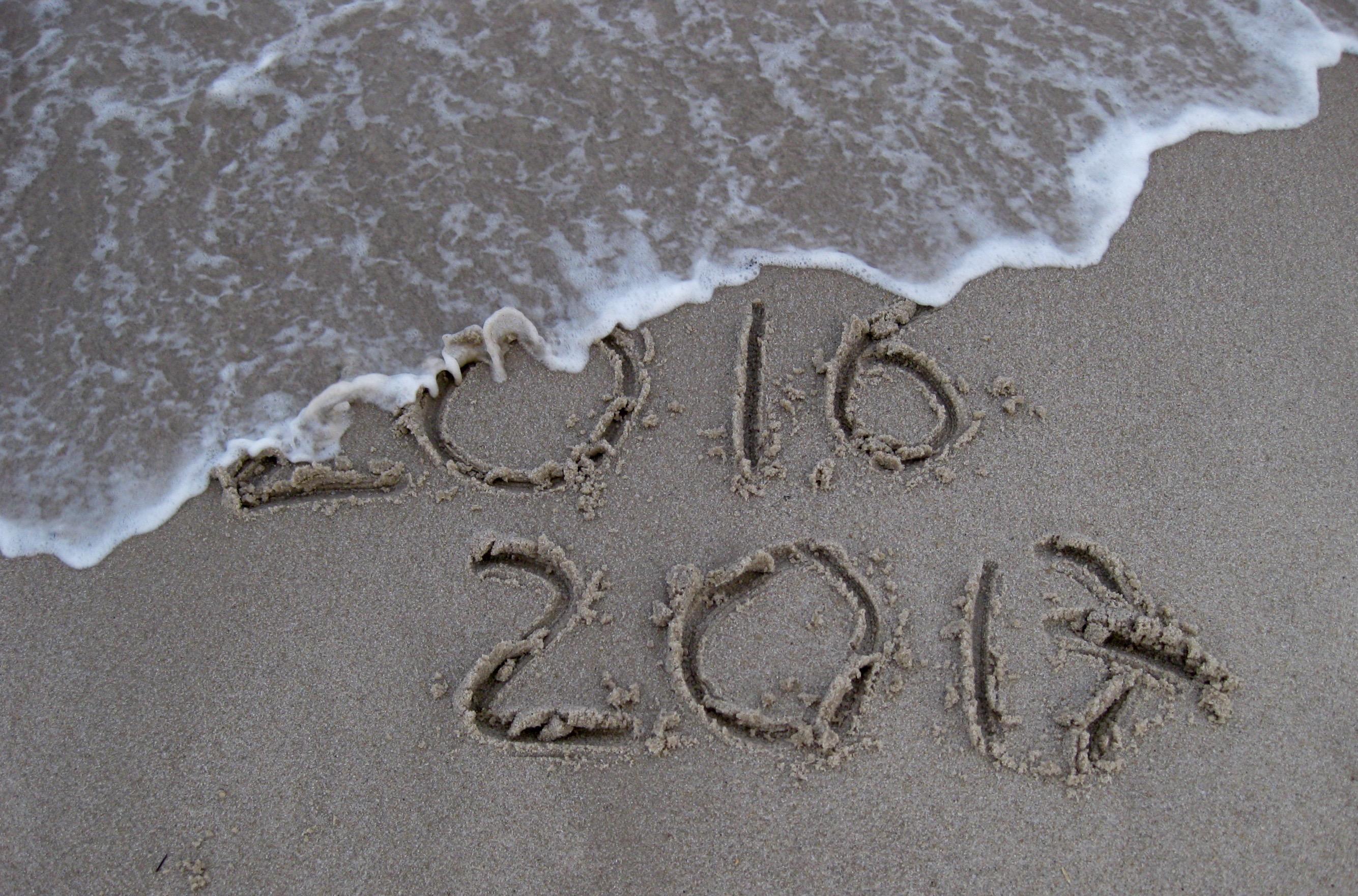 Einen guten Rutsch in das neue Jahr 2017!