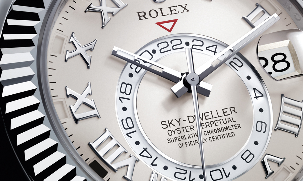 Die Rolex Sky Dweller