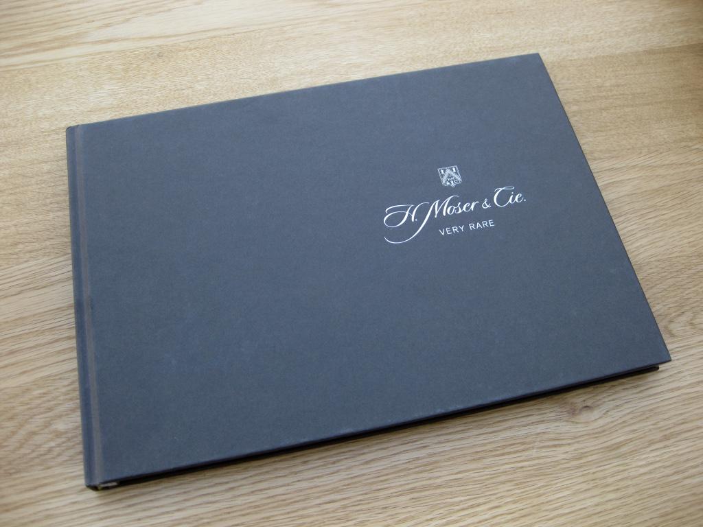 H. Moser & Cie. – der Katalog VI
