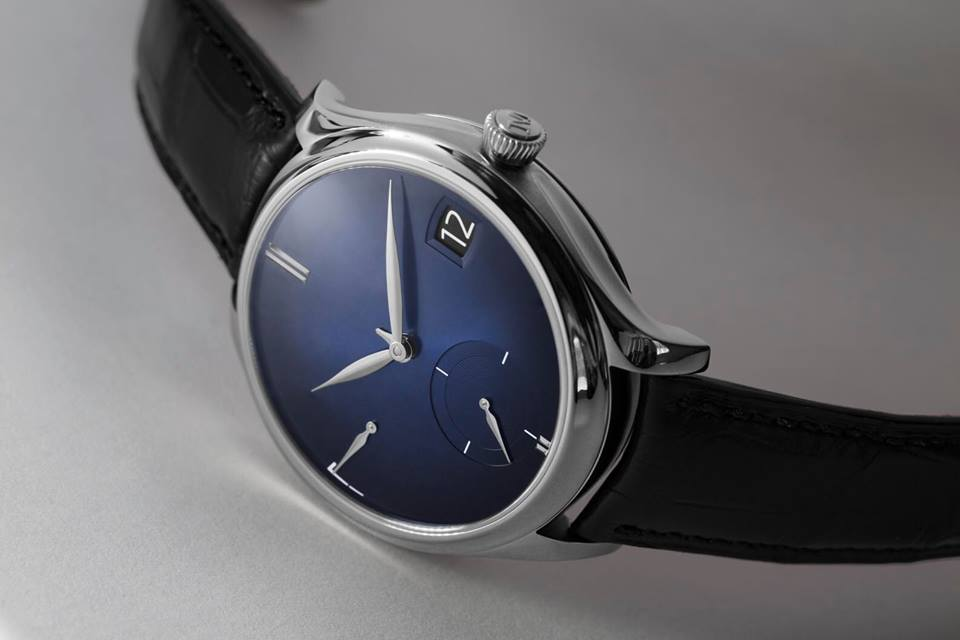H. Moser & Cie. – Endeavour Perpetual Calendar Purity