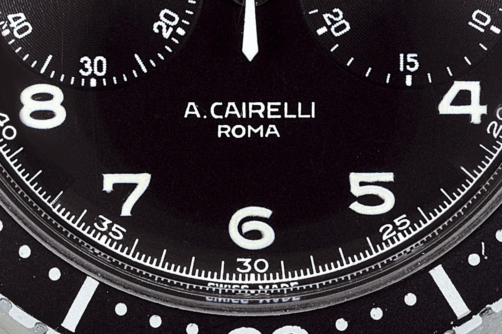 Zenith – Cronometro Tipo CP-2 Cairelli