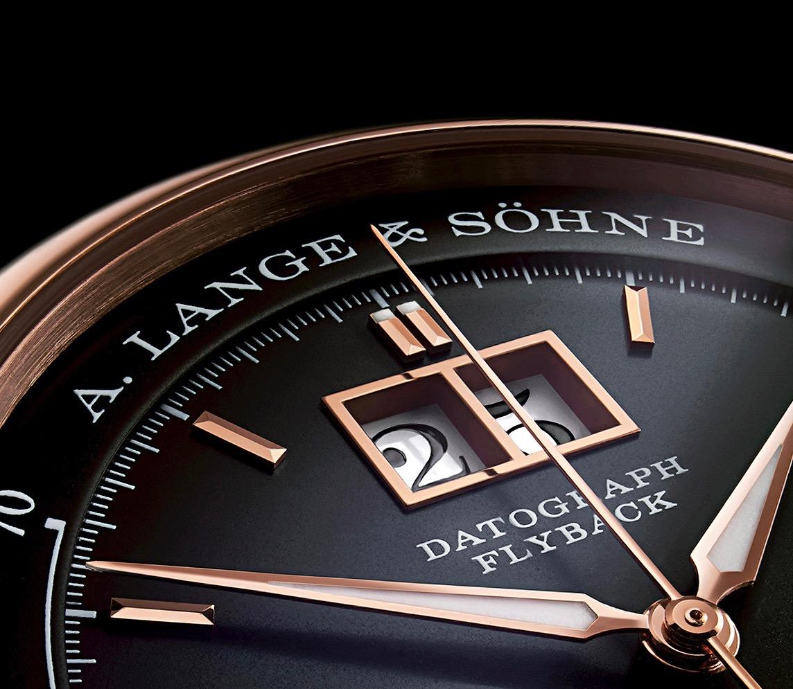 A. Lange & Söhne – Datograph Flyback