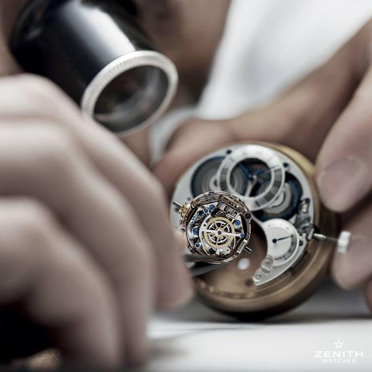 Ein Plädoyer für die mechanische Uhr